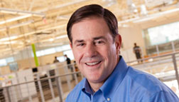 Governor Doug Ducey (R)
