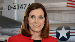 Senator Martha McSally (R)